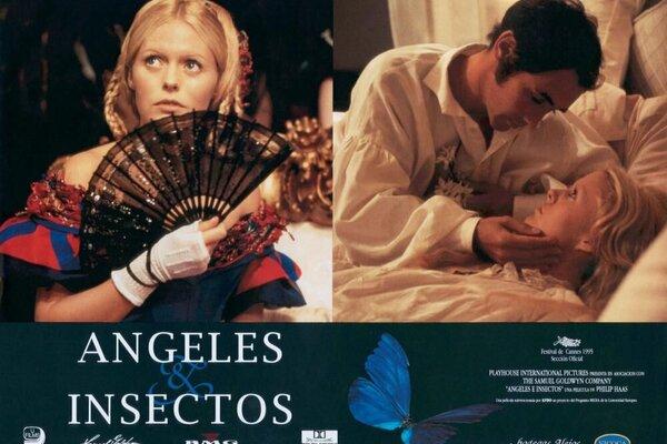 кадры и фото из фильма Ангелы и насекомые