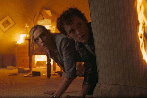кадры и фото из фильма Ночь страха 3D