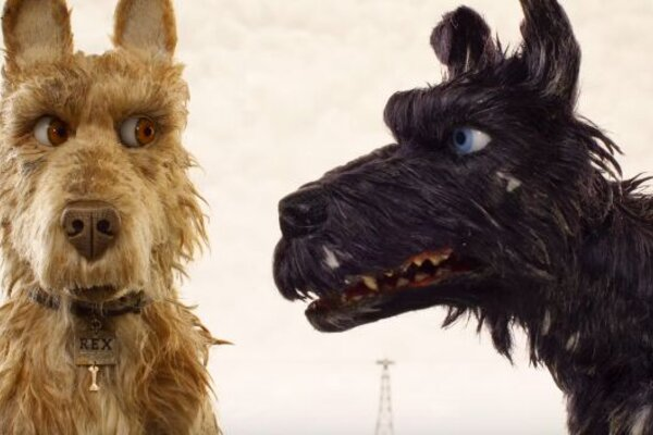 кадры и фото из фильма Остров собак