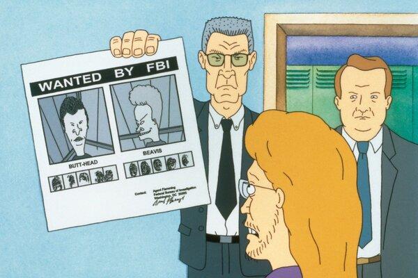 кадры и фото из фильма Бивис и Батт-Хед уделывают Америку