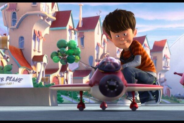 кадры и фото из фильма Лоракс IMAX 3D
