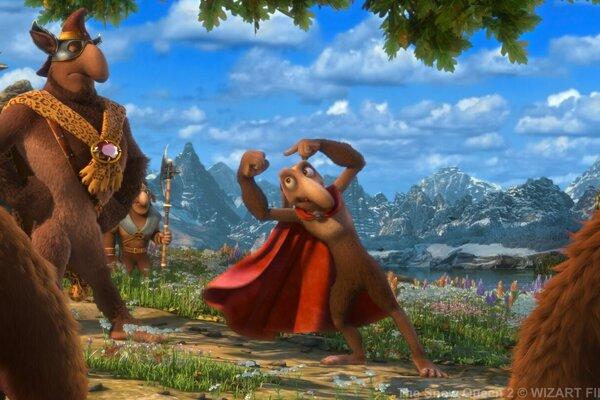 кадры и фото из фильма Снежная Королева 2: Перезаморозка