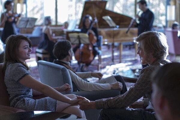 кадры и фото из фильма Зильс-Мария