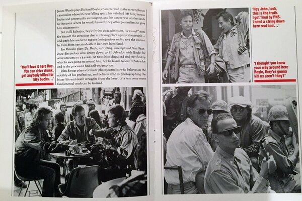 кадры и фото из фильма Сальвадор