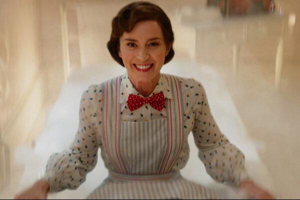 кадры и фото из фильма Мэри Поппинс возвращается