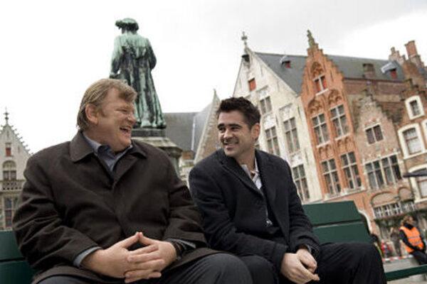 кадры и фото из фильма Залечь на дно в Брюгге