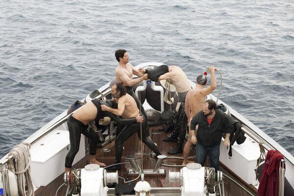 кадры и фото из фильма Шевалье
