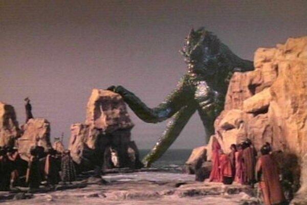 кадры и фото из фильма Схватка титанов