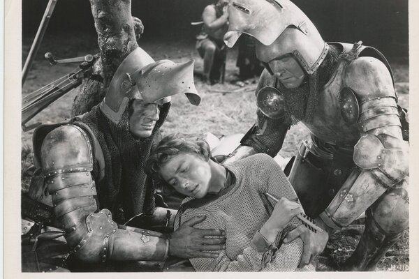 кадры и фото из фильма Жанна Де Арк