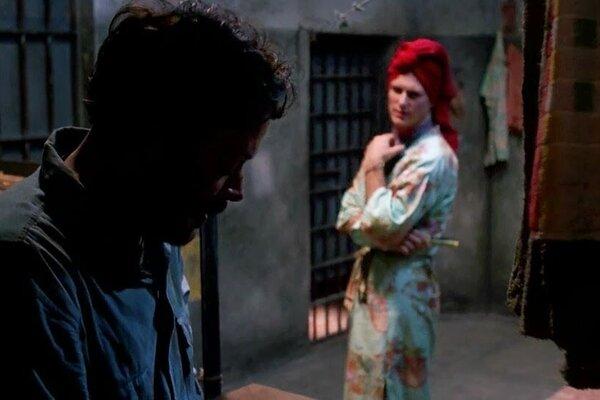 кадры и фото из фильма Поцелуй женщины-паука