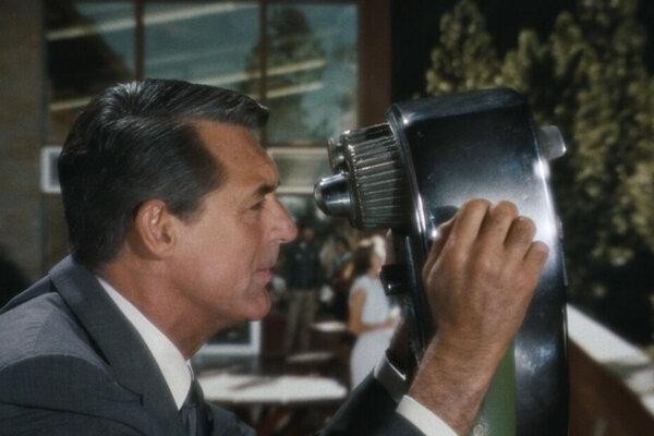 кадры и фото из фильма На север через северо-запад