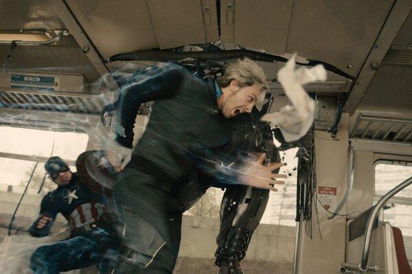 кадры и фото из фильма Мстители: Эра Альтрона