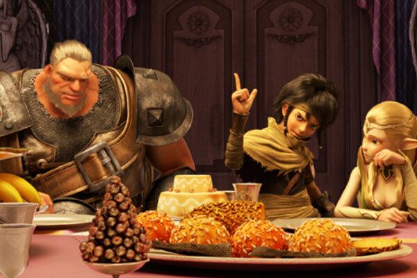 кадры и фото из фильма Гнездо Дракона 3D