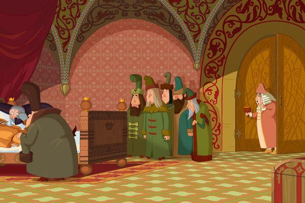 кадры и фото из фильма Три богатыря и наследница престола