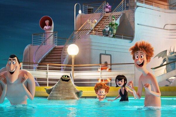 кадры и фото из фильма Монстры на каникулах 3: Море зовет