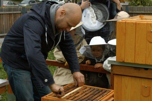 кадры и фото из фильма Охотники за медом