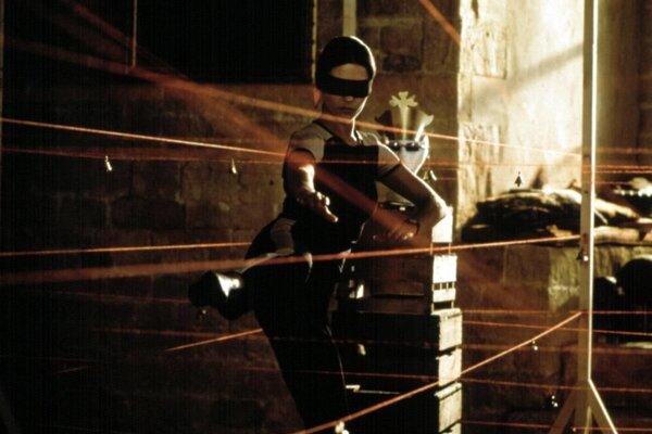 кадры и фото из фильма Западня