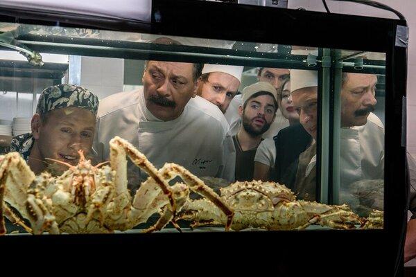 кадры и фото из фильма Кухня. Последняя битва