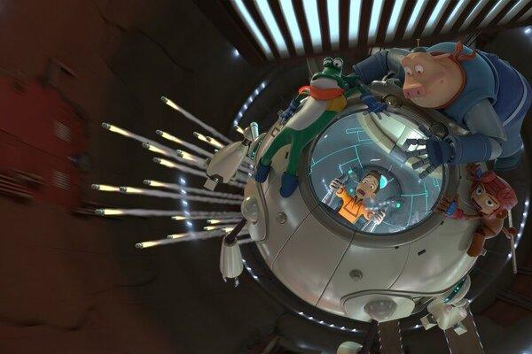 кадры и фото из фильма Супергерои
