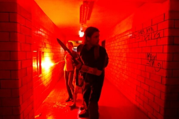 кадры и фото из фильма Война миров Z 3D