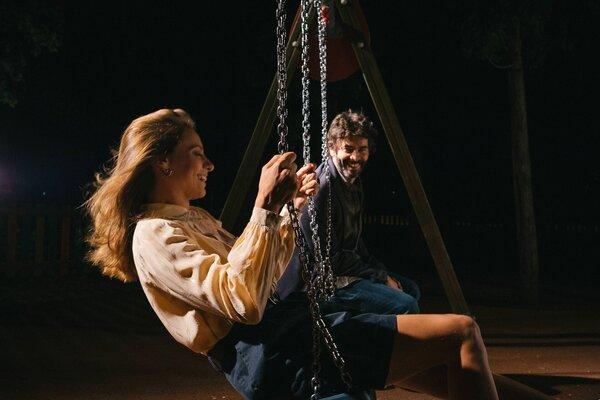 кадры и фото из фильма Наши любовники