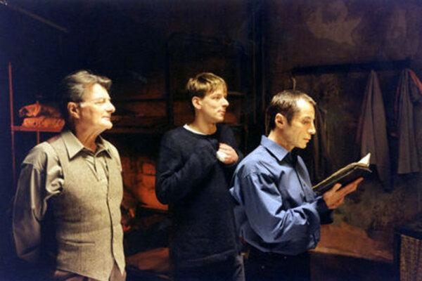 кадры и фото из фильма Книга теней