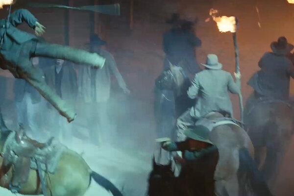 кадры и фото из фильма Ковбои против пришельцев IMAX