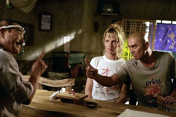 кадры и фото из фильма Убить Билла