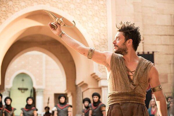 кадры и фото из фильма Приключения Аладдина