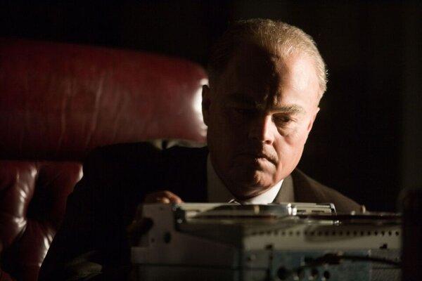 кадры и фото из фильма Дж. Эдгар