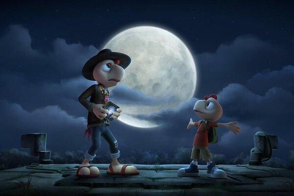 кадры и фото из фильма Махнем на луну