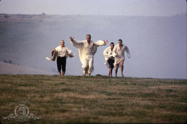 кадры и фото из фильма Безумие короля Георга