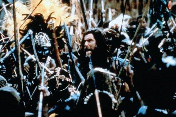 кадры и фото из фильма Робинзон Крузо