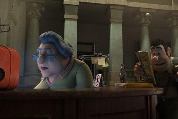 кадры и фото из фильма Тэд Джонс и Затерянный город