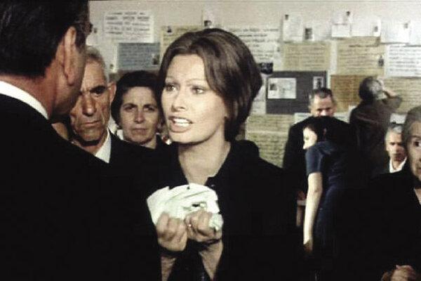 кадры и фото из фильма Подсолнухи