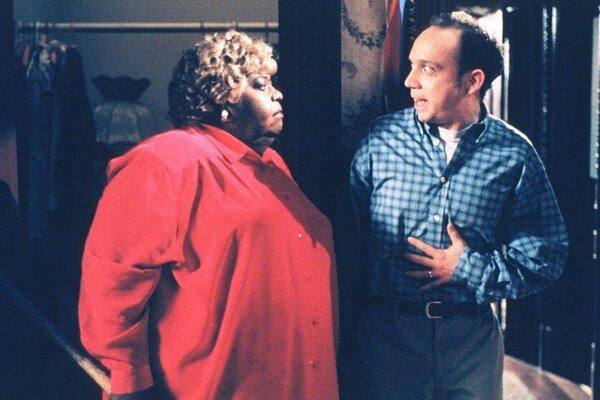 кадры и фото из фильма Дом большой мамочки
