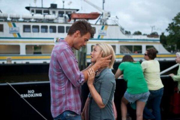 кадры и фото из фильма Тихая гавань