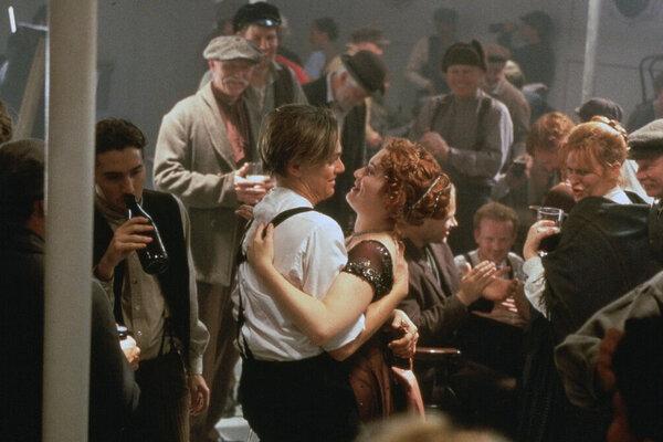 кадры и фото из фильма Титаник
