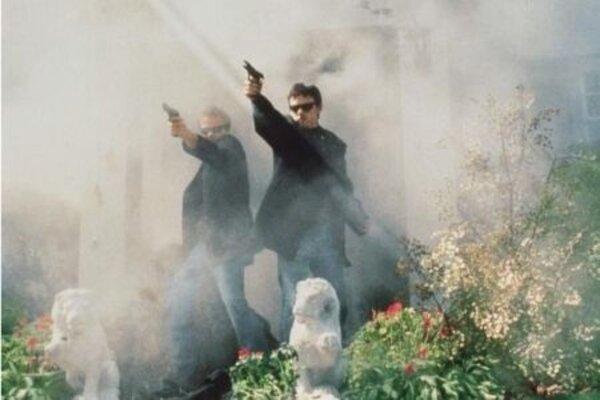 кадры и фото из фильма Святые из Бундока