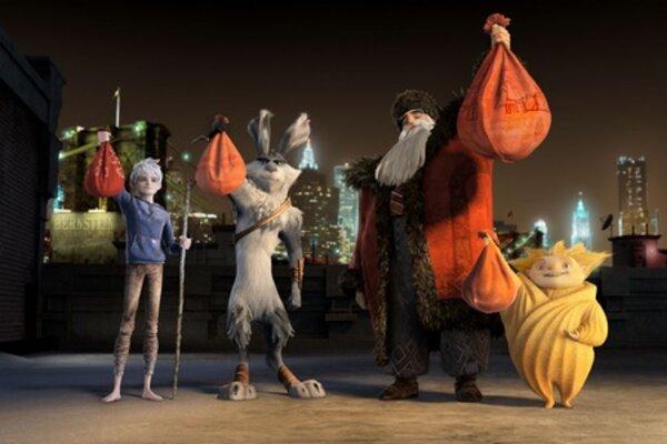 кадры и фото из фильма Хранители снов 3D