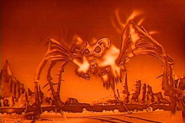 кадры и фото из фильма Грозная красная планета