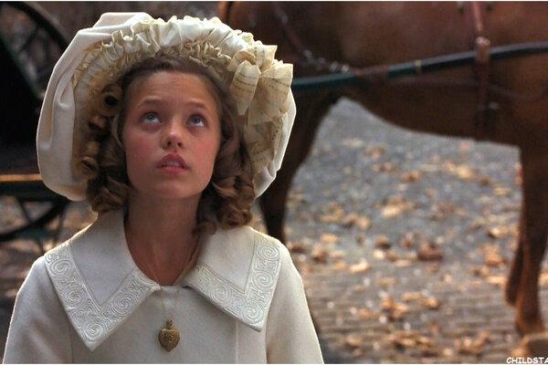 кадры и фото из фильма Маленькая принцесса