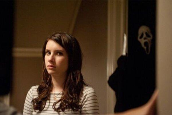 кадры и фото из фильма Крик 4