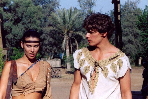 кадры и фото из фильма Молодой Александр Великий