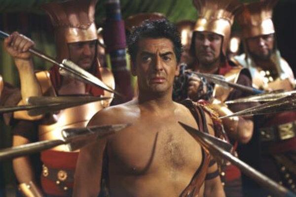 кадры и фото из фильма Самсон и Далила