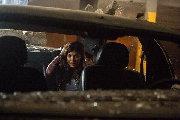 кадры и фото из фильма Разлом Сан-Андреас