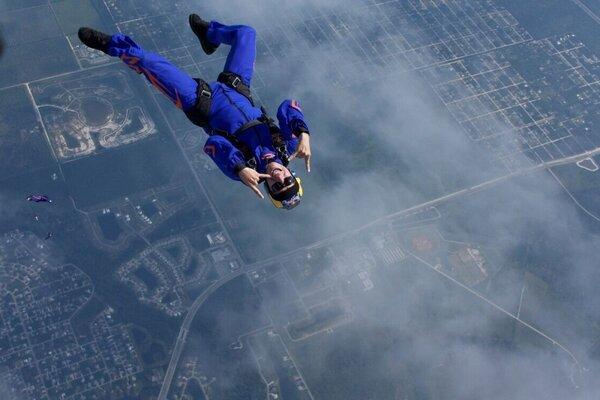 кадры и фото из фильма Экстремальный полет 3D