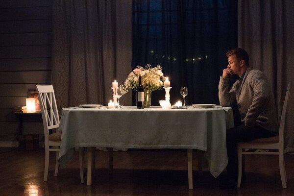 кадры и фото из фильма Семь ужинов