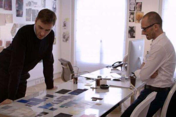кадры и фото из фильма Диор и я