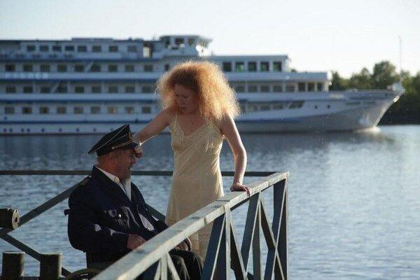 кадры и фото из фильма Охрана